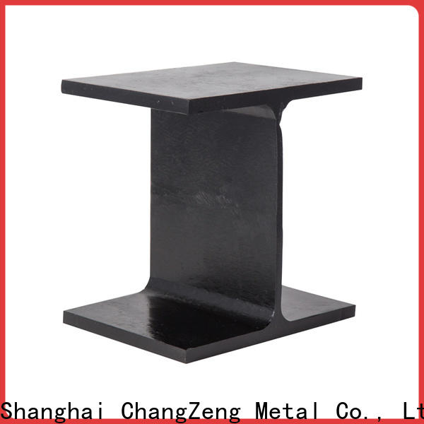ChangZeng stable wide flange beam Suppliers for building