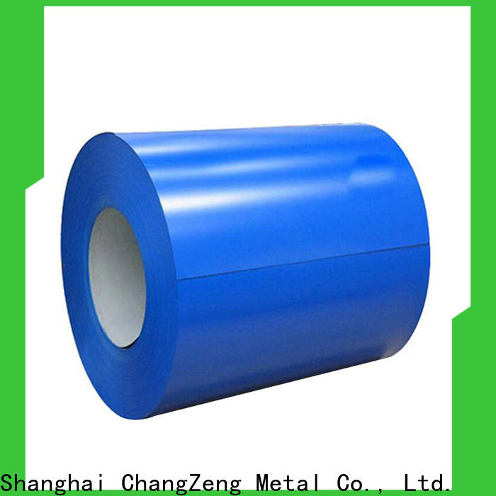 ChangZeng quality aluminised steel suppliers for business for industry