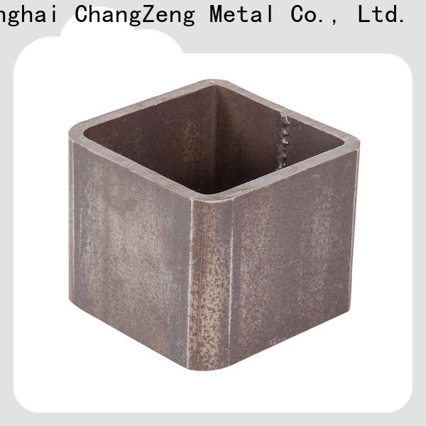 ChangZeng Custom square tube manufacturers for business for building