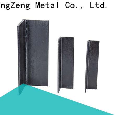 ChangZeng structural steel shapes and weights factory for construct