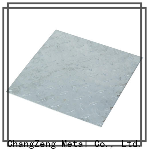 ChangZeng thin gauge steel sheet with good price for industry