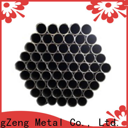 ChangZeng Best 5 inch galvanized steel pipe company for channel