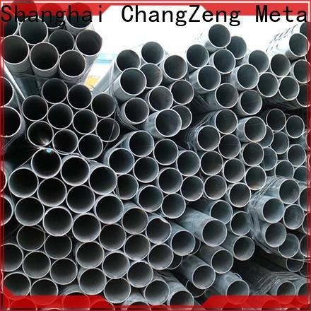 ChangZeng High-quality galvanized steel tube Supply for beam