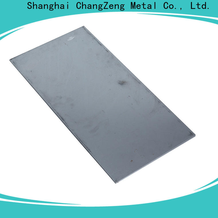 ChangZeng thin galvanized steel sheet Supply for industry