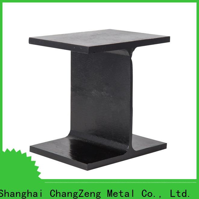 Custom steel shape properties company for channel