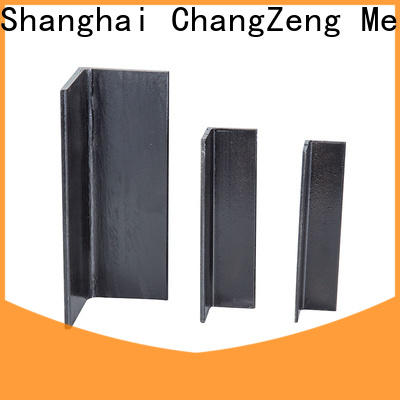 ChangZeng angle profile steel wholesale for building