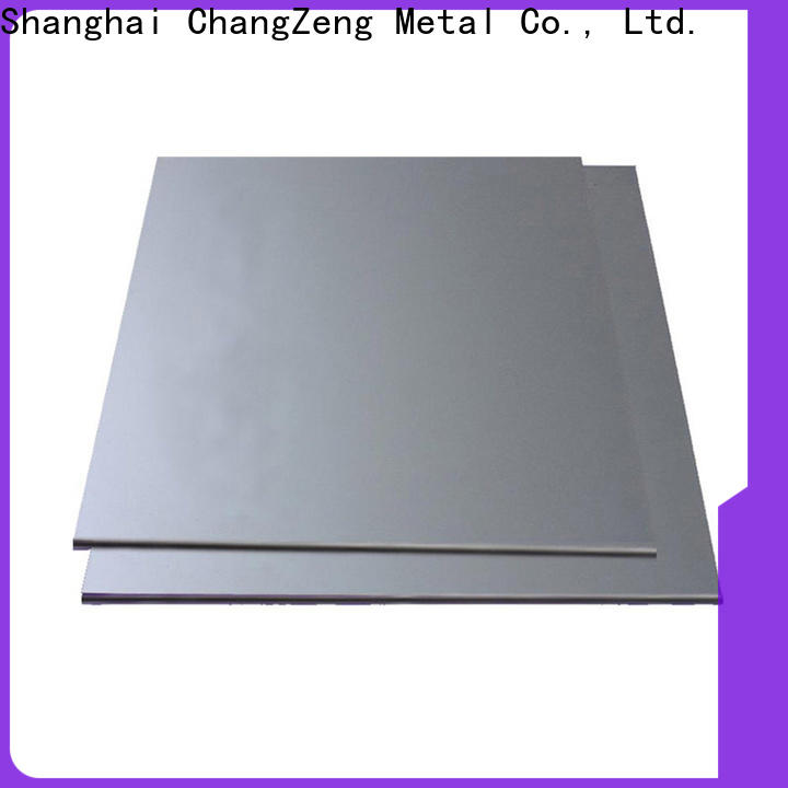 ChangZeng 11 gauge steel sheet price for business for construction
