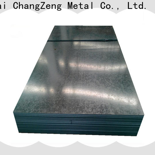 High-quality 18 gauge galvanized steel sheet factory for industry