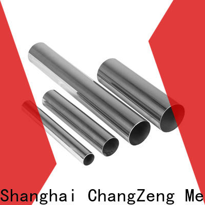 ChangZeng 3.5 inch galvanized pipe Suppliers for channel