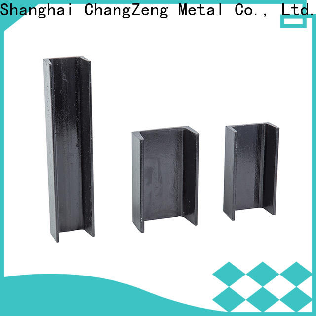ChangZeng galvanized stainless steel profile suppliers personalized for beam