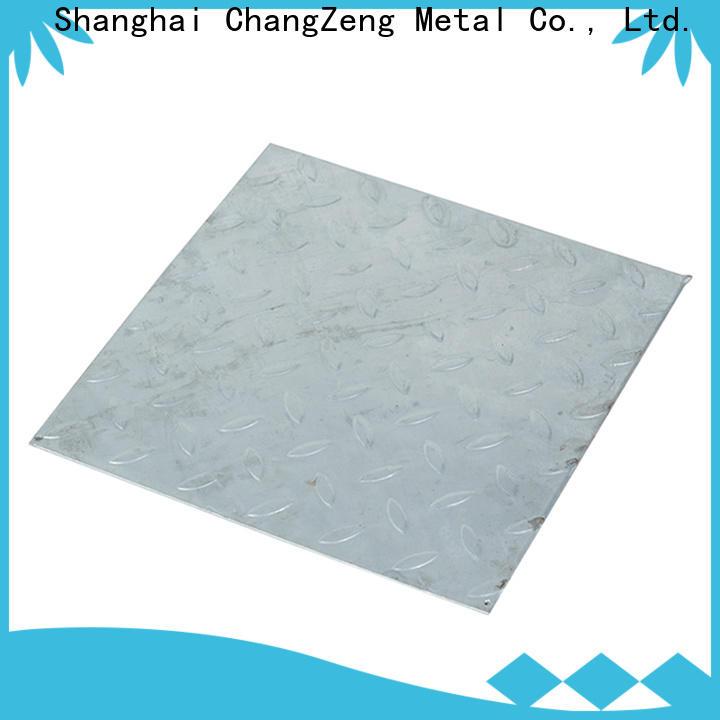ChangZeng 26 gauge aluminum sheet metal for business for industry