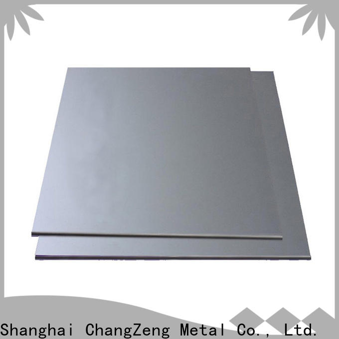 Wholesale stainless steel sheets & plates factory for commercial