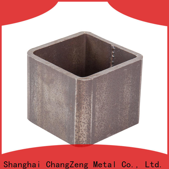 galvanized 8 diameter steel pipe factory for channel