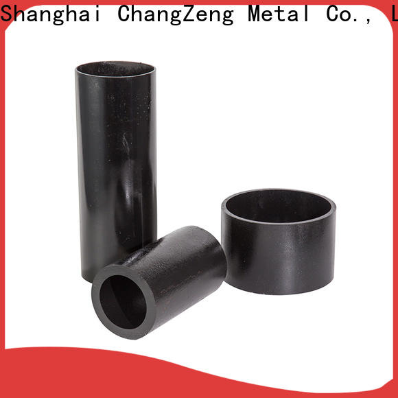 ChangZeng 8 inch steel pipe cost manufacturers for beam