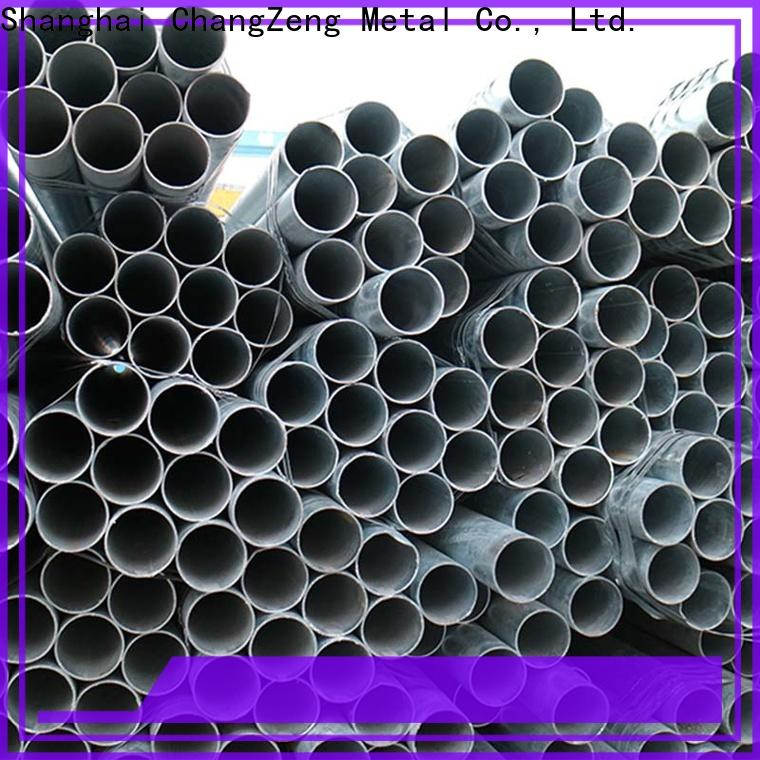 reliable big steel pipe company for channel