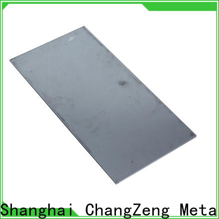 ChangZeng hot rolled steel sheet factory for commercial