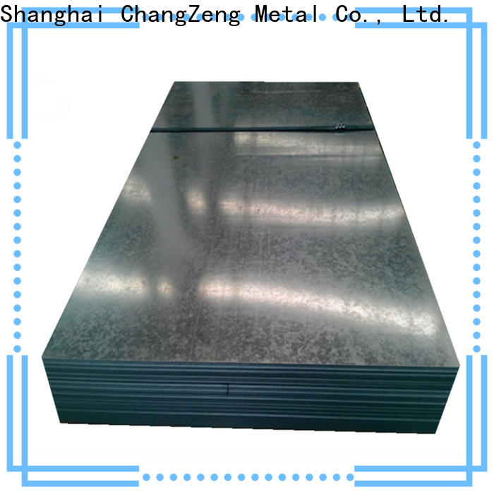 ChangZeng cost-effective stainless steel plate sale with good price for commercial