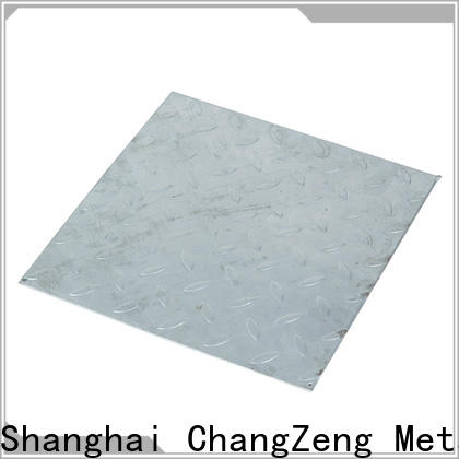 ChangZeng stainless steel sheet suppliers for business for commercial