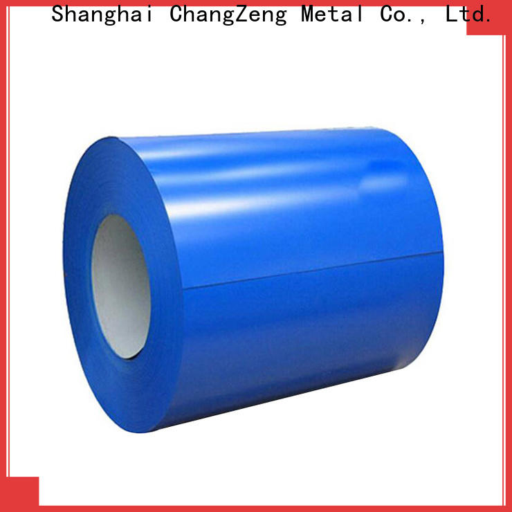ChangZeng Best steel coil manufacturing process wholesale for industry