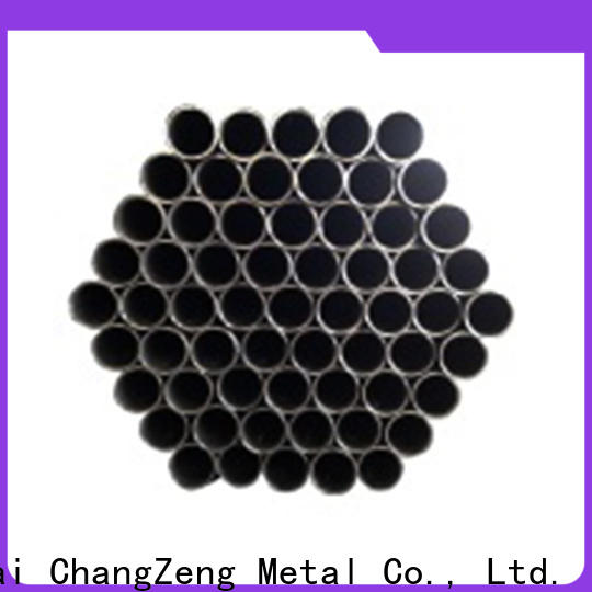 ChangZeng 4 foot steel pipe Supply for channel