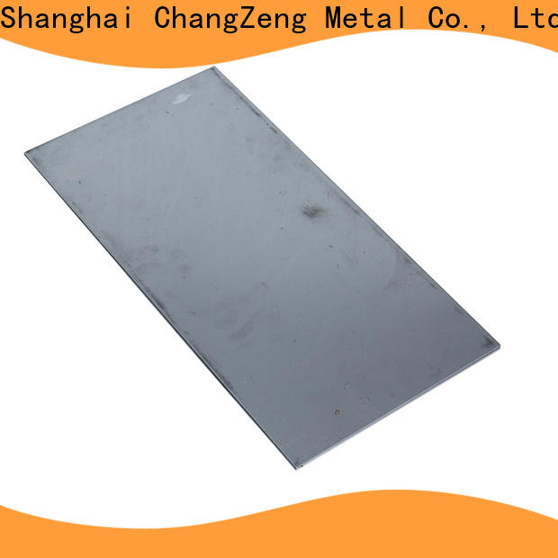 ChangZeng rolled as sheet metal for business for industry