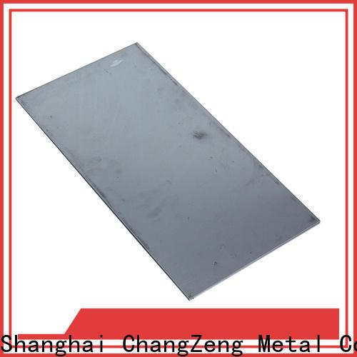 ChangZeng Best 16 gauge steel for sale factory for industrial