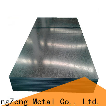 ChangZeng 18 gauge stainless steel sheet metal company for construction