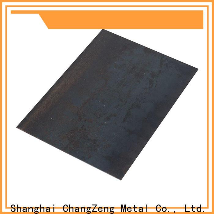 ChangZeng Custom plain steel sheet metal Supply for industrial
