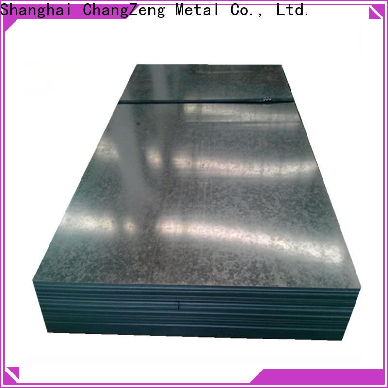 ChangZeng approved 4ft by 8ft sheet metal Suppliers for commercial