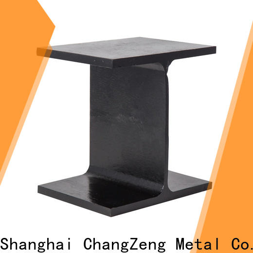 ChangZeng galvanised steel sections Supply for building