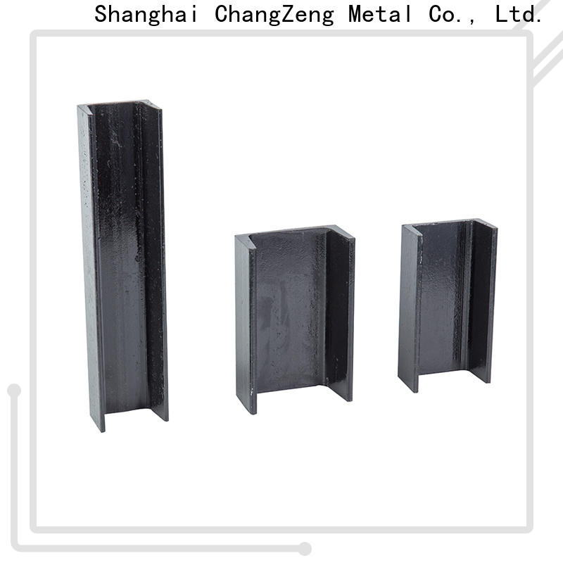 ChangZeng Best wide flange h beam Suppliers for beam