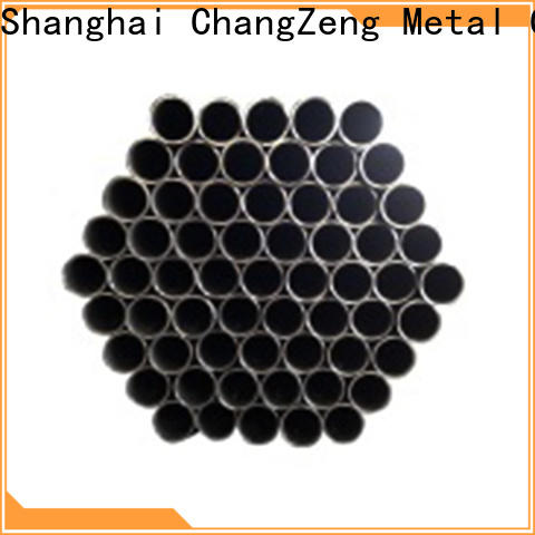 ChangZeng welded Seamless Pipe Suppliers factory for building