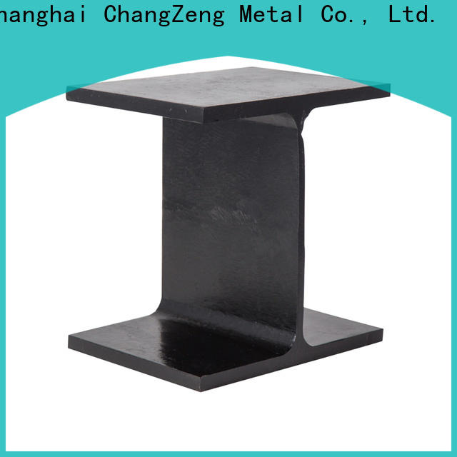 ChangZeng certificated l shaped steel angle personalized for construct