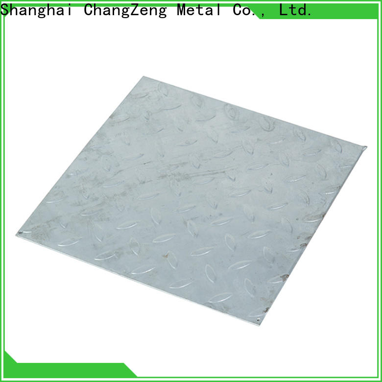 ChangZeng heavy sheet metal with good price for industry