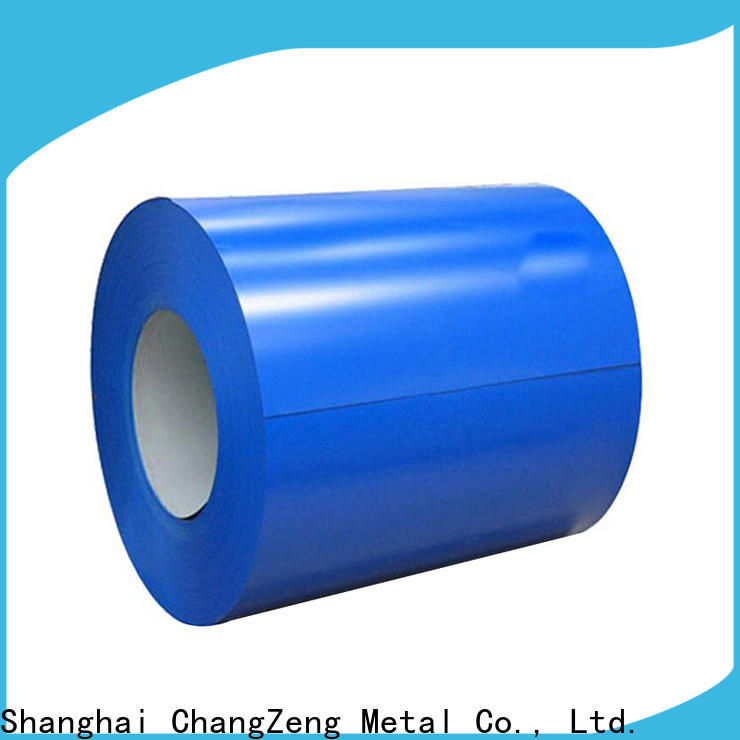 ChangZeng steel strip coil factory price for construction