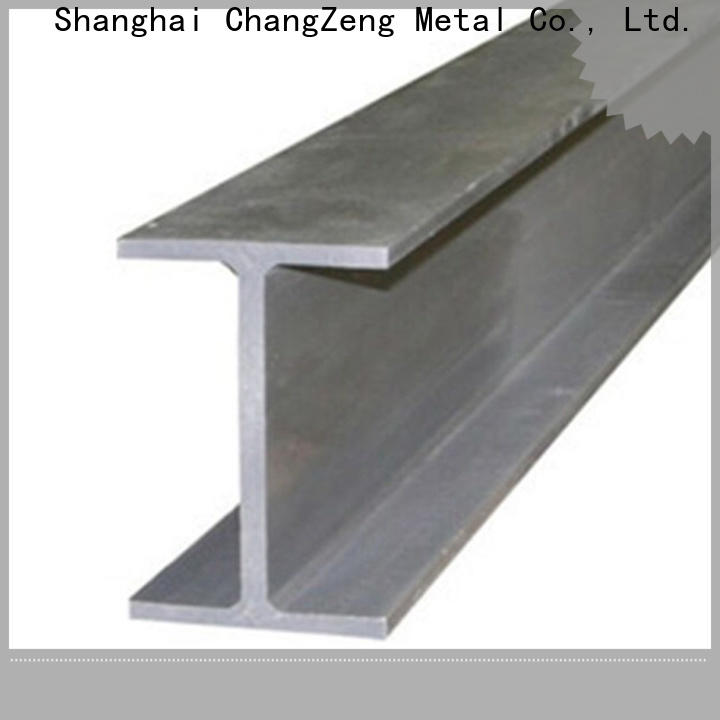 ChangZeng wide flange standard sizes for business for beam