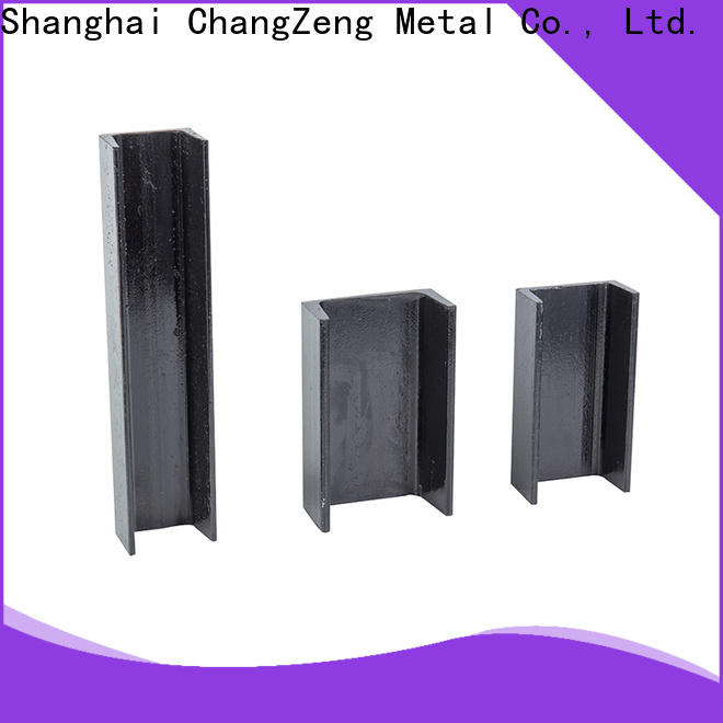 ChangZeng c channel beam sizes factory for beam