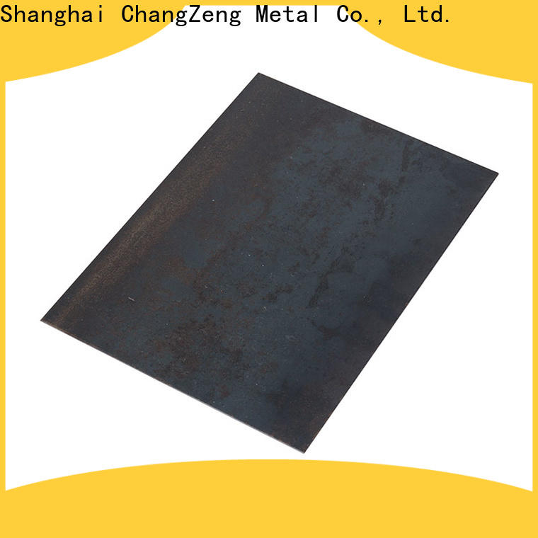 ChangZeng flat steel sheet manufacturers for industry