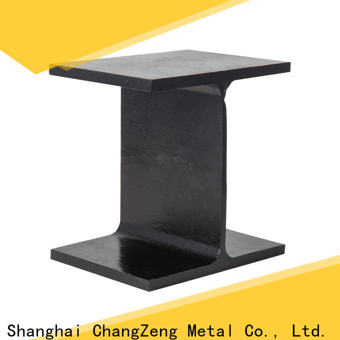 ChangZeng sturdy structural channel shapes factory price for construct
