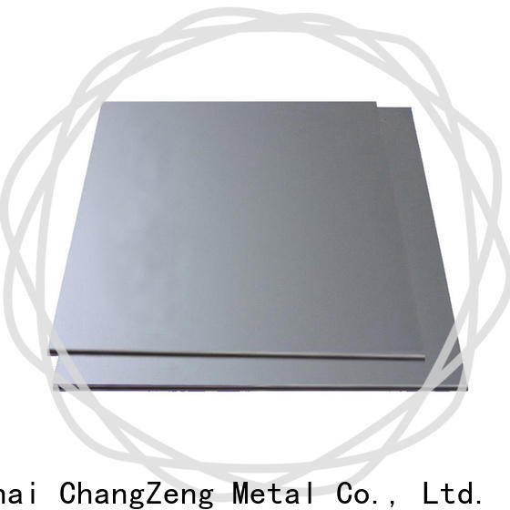 ChangZeng large steel sheet for business for industrial
