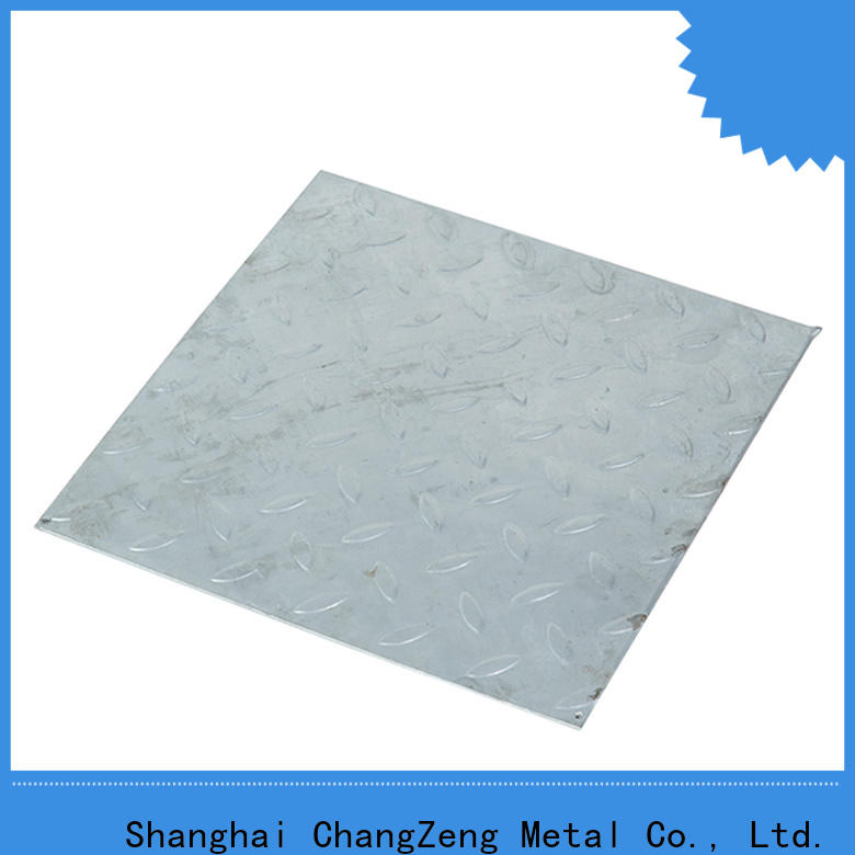ChangZeng sheet metal stock sizes manufacturers for industrial