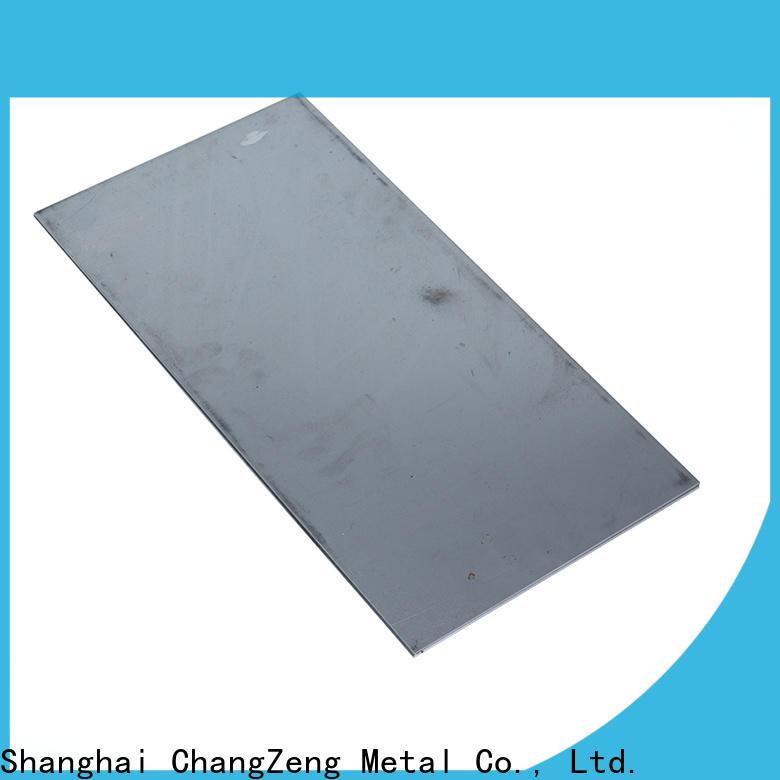 ChangZeng Wholesale 4x8 sheet metal 14 gauge factory for construction