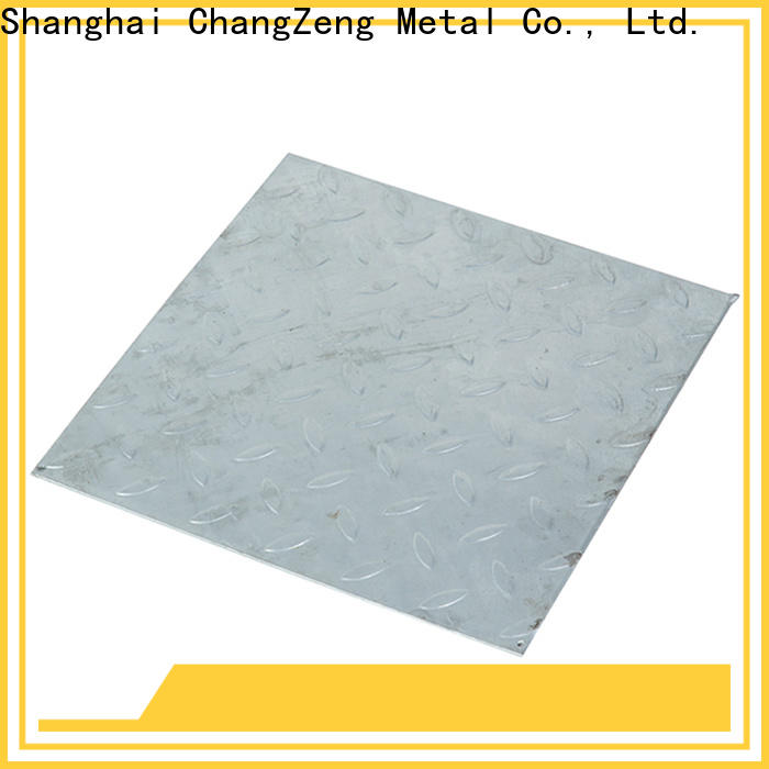 ChangZeng 26 gauge aluminum sheet metal Supply for construction