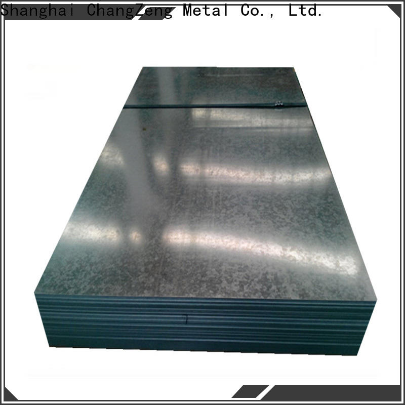 ChangZeng Wholesale 316 stainless steel sheet with good price for construction