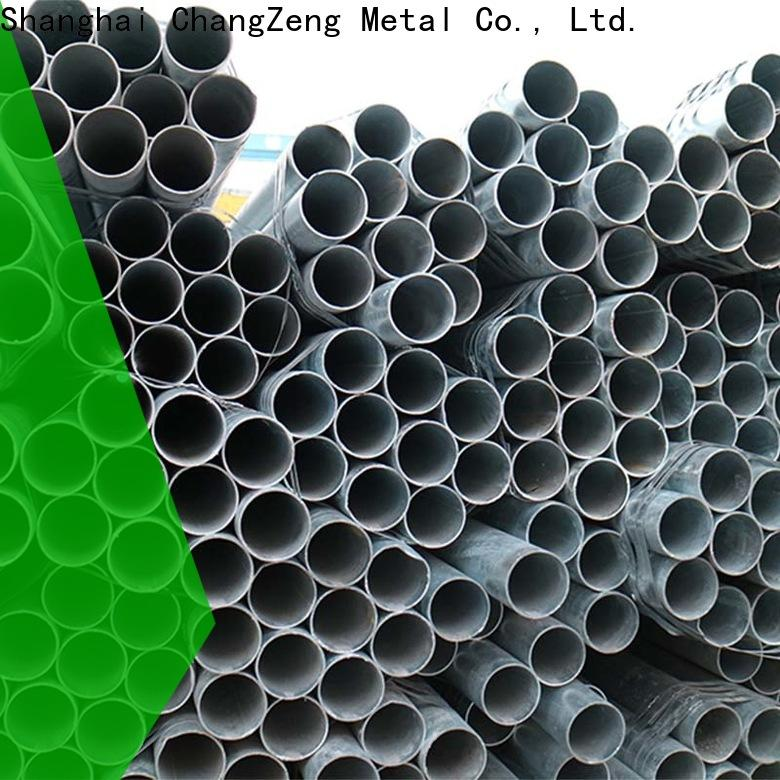 reliable 6 inch steel pipe price customized for beam