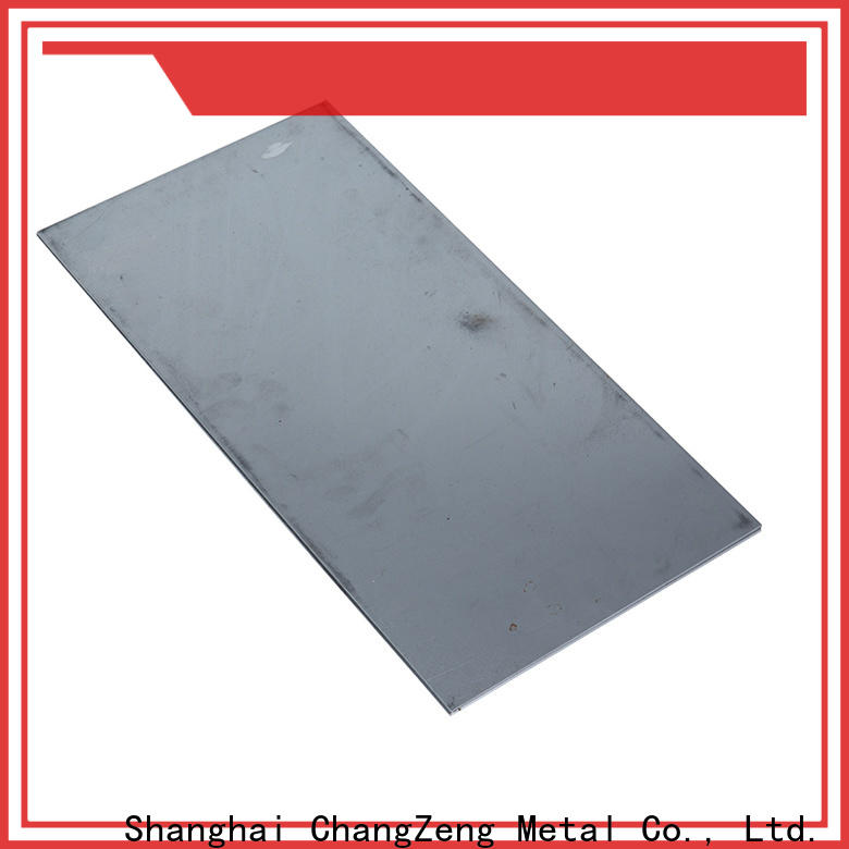 ChangZeng Best thin stainless steel sheets manufacturers for commercial
