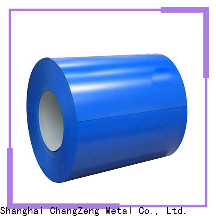 ChangZeng personalized steel coil manufacturers manufacturers for industry