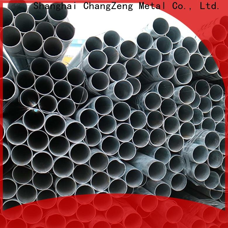 ChangZeng High-quality seamless steel tube sizes company for construct