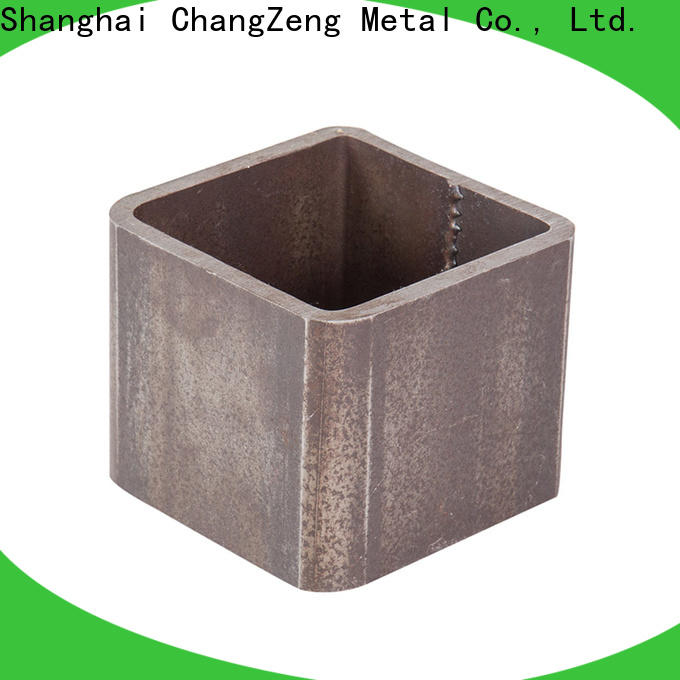 ChangZeng durable sch 40 galvanized steel pipe manufacturer for beam