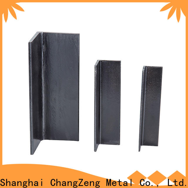 ChangZeng different steel sections Supply for building